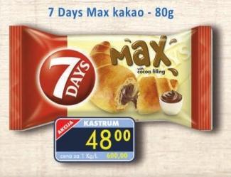 Kroasan Max kakao
