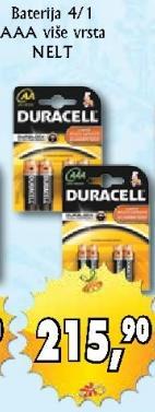 Alkalne Baterije AAA