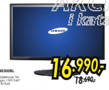 "LED LCD monitor  24"" S24B300BL"