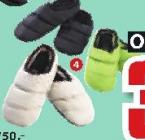Papuče Puffy