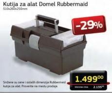 Kutija za alat Domel Rubbermaid