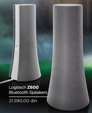 Zvučnici Z600 Bluetooth Speakers