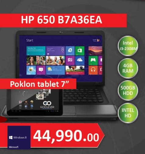 Laptop 650 B7A36EA