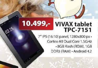 """Tablet 7"""" TPC-7151"""
