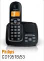Telefon bežični CD1951B/53