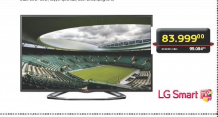 "LED TV 42"" 42LA620S Full HD 3D SMART"