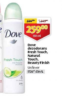 Dezodorans Fresh Touch