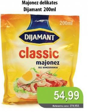 Majonez Classic