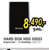 Eksterni Hard Disk HDD 53023