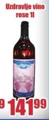Rose vino Uzdravlje