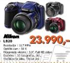 Fotoaparat L820