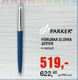 Hemijska olovka Jotter - Parker