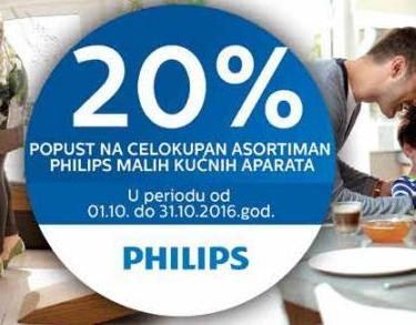 Philips mali kućni aparati