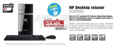 Desktop računar HP CQ2900EU