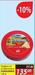 Topljeni sir feferoni