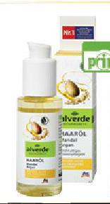 Alverde, Badem i argan ulje za kosu