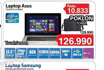 Laptop TX300CA-C4006H