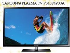 Plazma Televizor PS43-F4900A