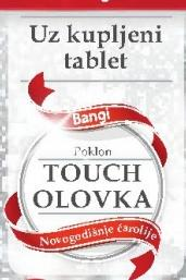 Poklon uz tablet