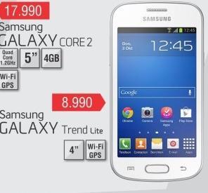Mobilni telefon Galaxy Trend Lite