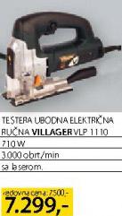 Testera ubodna električna ručna Vlp1110