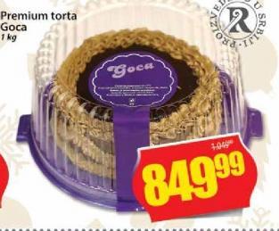 Torta Premium