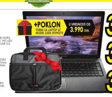 Laptop IdeaPad G500 59390529