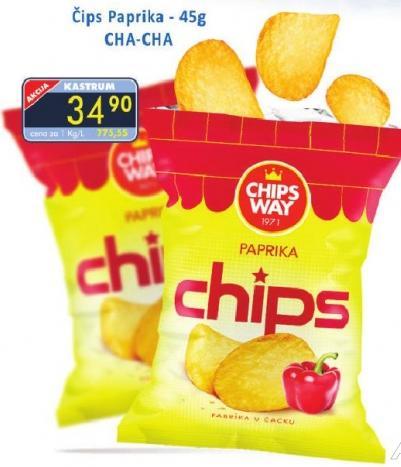Čips Cha-Cha