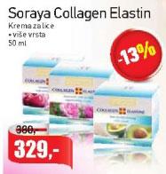 Collagen Elastine krema za lice, više vrsta