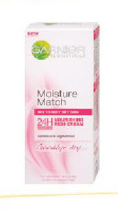 Skin Naturals Moisture Match krema za lice