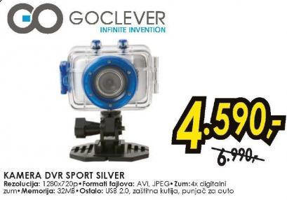 Kamera DVR Sport Silver