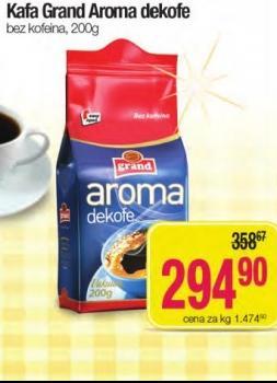 Domaća kafa Aroma dekofe