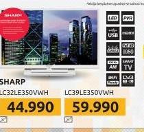 """Televizor LED 39"""" LC-39LE350V-WH"""