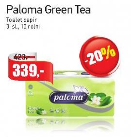 Toalet papir Green Tea