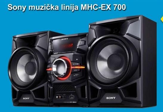 Muzička Linija MHC-EX 700