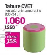 Tabure Cvet