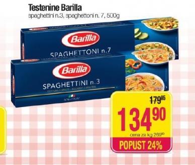 Špagete no3