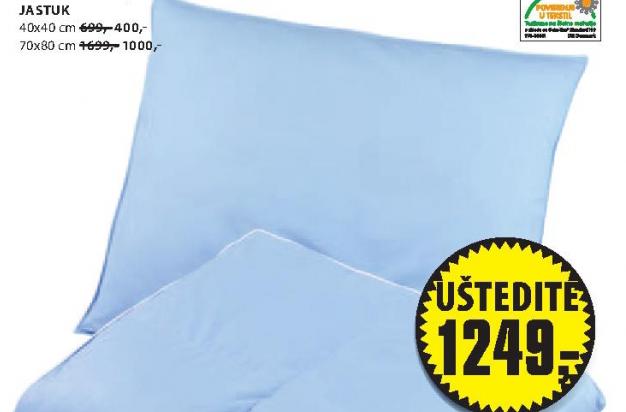 Jastuk Gotland 70x80cm