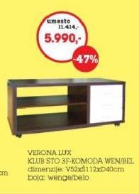 Klub sto Verona Lux