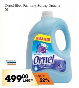 Omekšivač za veš blue fantasy