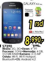Mobilni telefon Galaxy Ace Style S7390