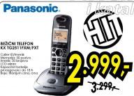 Bežični telefon KX-TG2511FXM