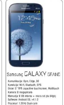 Mobilni telefon GALAXY GRAND