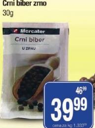 Biber zrno