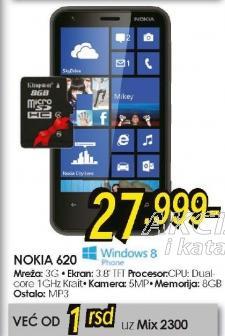 Mobilni telefon 620