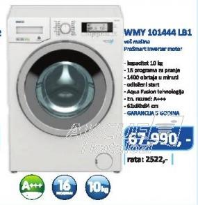 Mašina za pranje veša Wmy 101444 lb1