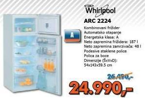Frižider Kombinovani ARC 2224