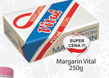 Super cena margarin Vital