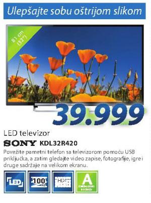 Televizor KDL32R420A