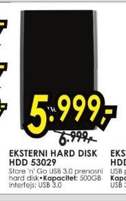 Hard disk 53029